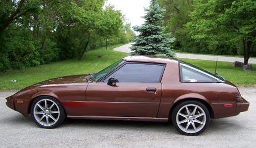 Mazda Rx Ltsd Ws on 1992 Mazda Rx7 Convertible
